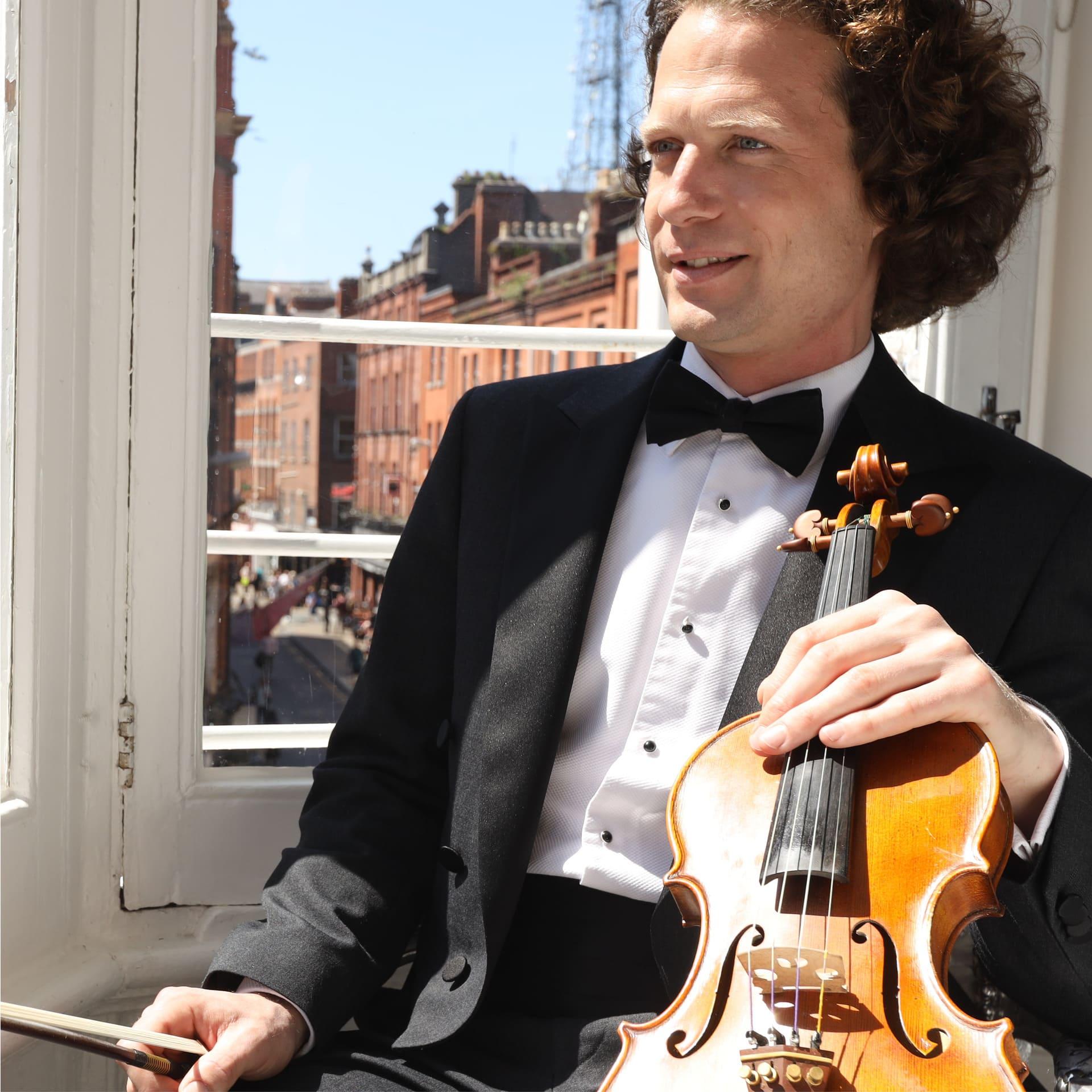 Vivaldi's Four Seasons with Vladimir Jablokov